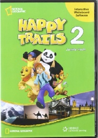 Happy Trails 2 IWB CD-ROM