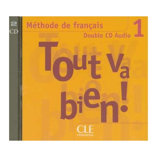 Tout va bien ! 1 - 2 CD audio collectifs (Лицензия)