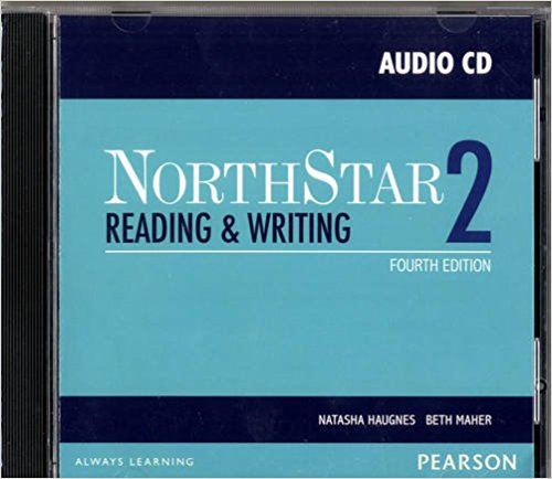 NorthStar Reading and Writing 4ed 2 Classroom AudioCDs