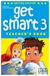 Get Smart British Edition 3 Teacher's Book with reduced-size student's pages, also including tests
