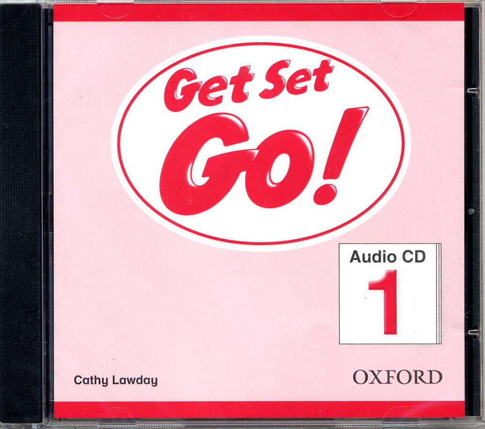 Get Set Go! 1 Class Audio CD