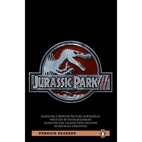 Jurassic Park 3 (with MP3)
