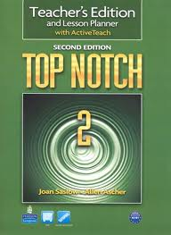 Top Notch (2nd Edition) 2 Teacher's Edition and Lesson Planner with ActiveTeach
