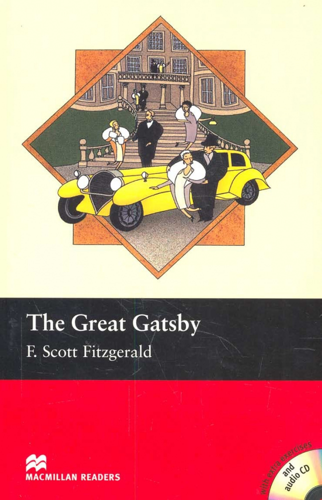 The Great Gatsby (with Audio CD)