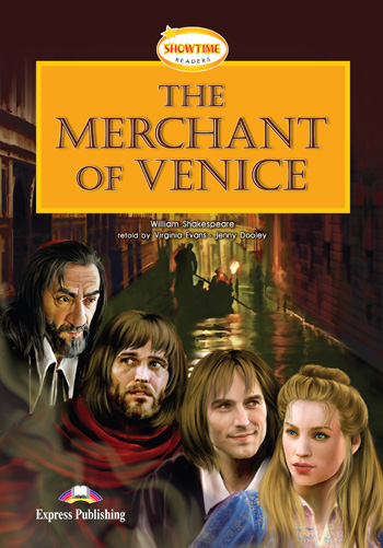 Showtime Readers Level 5 The Merchant of Venice