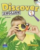 Discover English Global 1 Activity Book (with Multi-ROM)