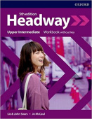 Headway Fifth edition Upper-Intermediate  Workbook without key