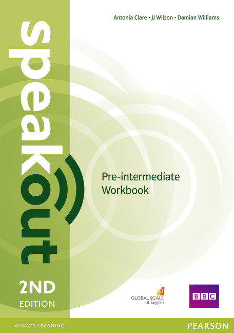Speakout Second Edition Pre-Intermediate Workbook without Key