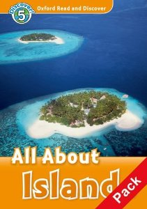 Oxford Read and Discover Level 5 All About Islands Audio CD Pack
