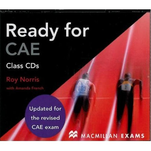 Ready for CAE Class Audio CDs