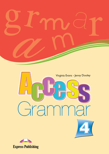 Access 4 Grammar Book - English Edition