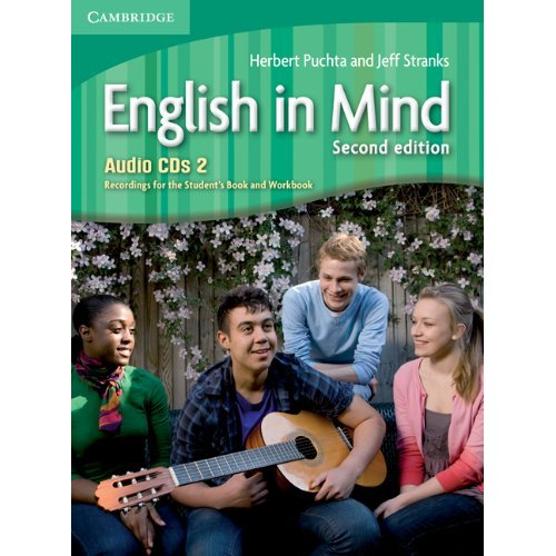 English in Mind (Second Edition) 2 Audio CDs (3) (Лицензия)