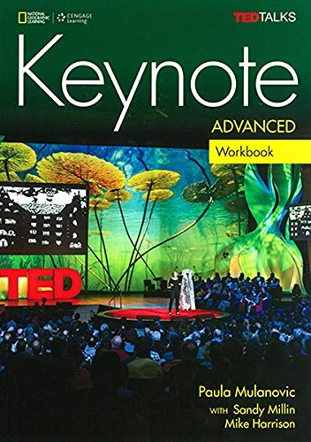 Keynote Advanced Workbook with Audio CD (2)