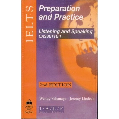 IELTS Preparation and Practice Listening and Speaking Cassettes, Second Edition (2)