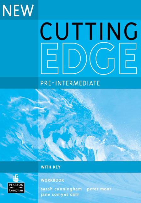 New Cutting Edge Pre-Intermediate Workbook with Answer Key