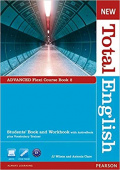 New Total English Advanced Flexi 2 (Split Edition: Student's Book & Workbook)