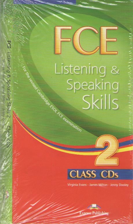 FCE Listening & Speaking Skills 2 Class Audio CDs (set of 10)