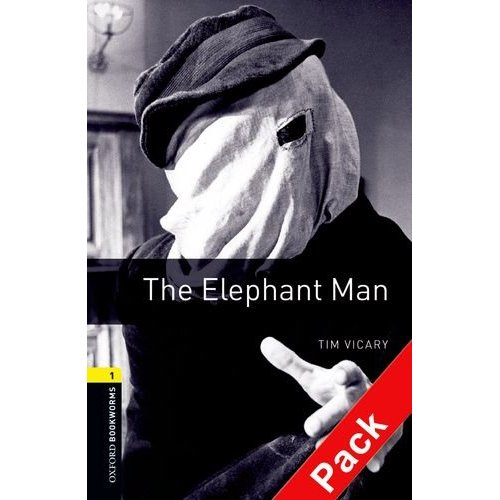 The Elephant Man Audio CD Pack