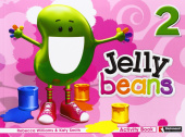 Jellybeans 2 Activity Book