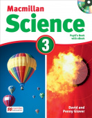 Macmillan Science 3 Pupil's Book with CD and eBook Pack
