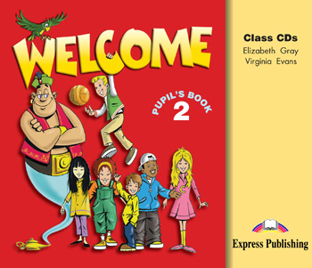 Welcome 2 Class Audio CD (1mp3)