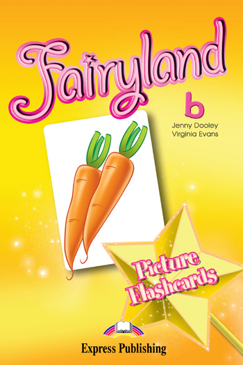 Fairyland 2 Picture Flashcards (set b)