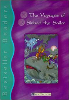 Bestseller Readers Level 2: The Voyages of Sinbad the Sailor