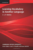 Cambridge Applied Linguistics: Learning Vocabulary in Another Language PB
