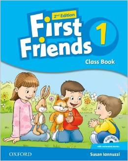First Friends 1 (Second Edition) Classbook and multiROM Pack