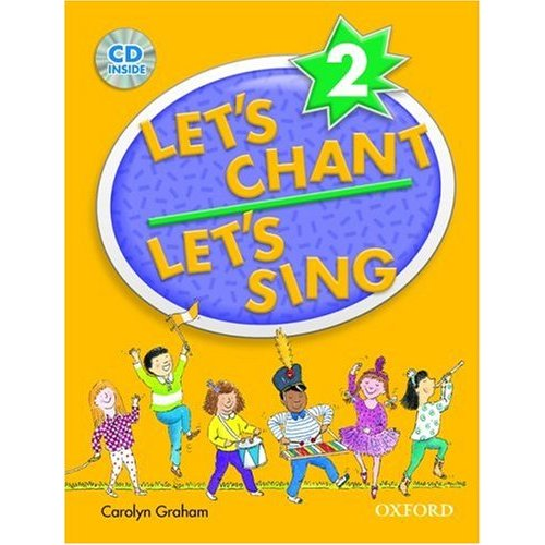 Let's Chant, Let's Sing 2 Student Book with Audio CD