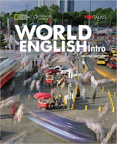World English Second Edition Intro Student Book with OWB Access