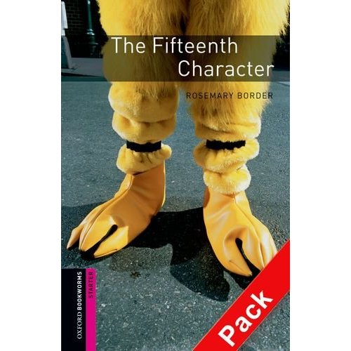The Fifteenth Character Audio CD Pack