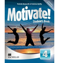 Motivate! Level 4 Student's Book Pack