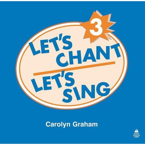 Let's Chant, Let's Sing 3 Audio CD