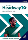 Headway Fifth edition  Advanced Teacher's Guide with Teacher's Resource Center