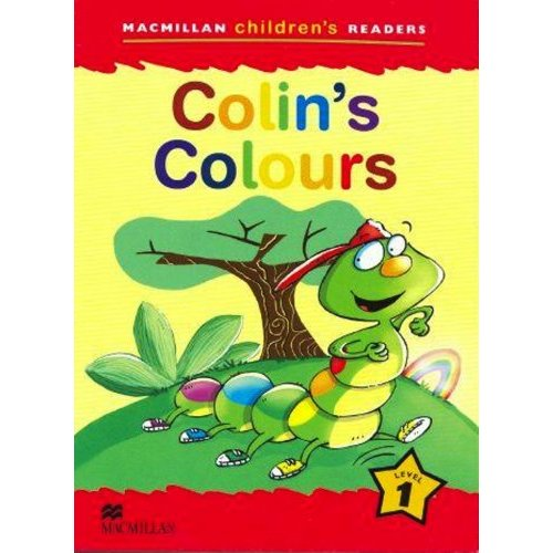 Macmillan Children's Readers Level 1 - Colin's Colours