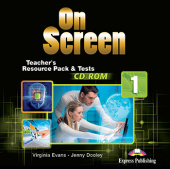 On Screen 1 Teacher's Resource Pack and Tests CD-Rom