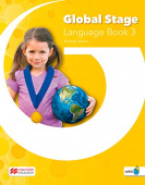 Global Stage 3 Literacy Book and Language Book with Navio App