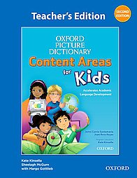 Oxford Picture Dictionary (Second Edition): Content Areas for Kids - Teacher's Book