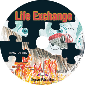 Graded Readers Level 3 Life Exchange Audio CD