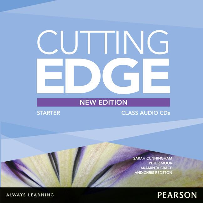 Cutting Edge 3rd Edition Starter Class Audio CD
