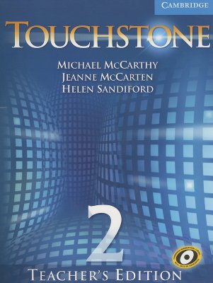 Touchstone Level 2 Teacher's Edition with Audio CD