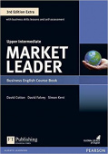 Market Leader 3rd Edition Extra Upper-Intermediate Coursebook and DVD-ROM Pack