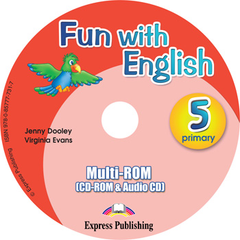 Fun with English 5. Primary. multi-ROM (CD-ROM & Audio CD )