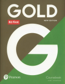 Gold New Edition B2 2018 First Student's Book