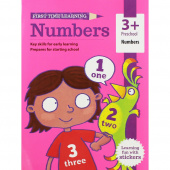 3+ Numbers (Essential Workbooks FTL Extra)