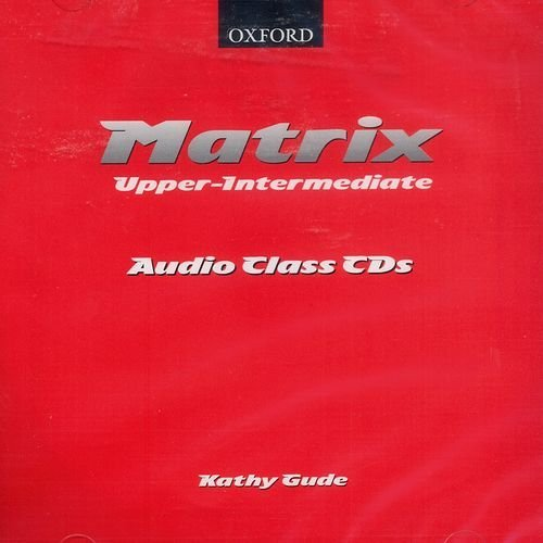 Matrix Upper-Intermediate Class Audio CD (2)
