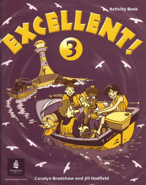 Excellent! Level 3 Activity Book