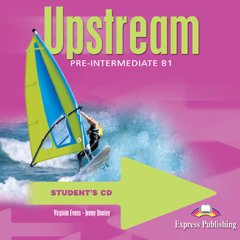 Upstream Pre-Intermediate B1 Student's Audio CD