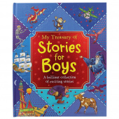 Treasuries 176: Stories for Boys